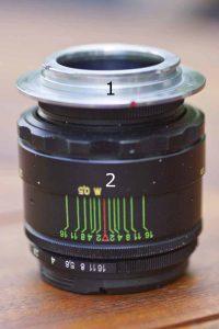Adapter für M42